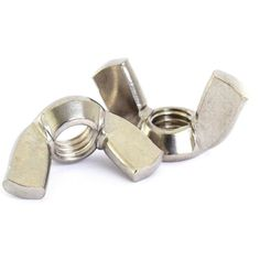 M3 M4 M5 M6 M8 M10 M12 A2 STAINLESS STEEL WING NUTS BUTTERFLY NUT DIN 315