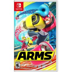 3fa728aa91e ARMS Nintendo Switch - image 1 of 8 Gaming Posters