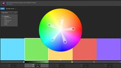 Kuler = awesome color pallate choser https://kuler.adobe.com/create/color-wheel/?base=2=Analogous=1=My%20Kuler%20Theme=rgb=1,0.3270833333331894,0.050000000000000044,0.91,0.17157291666660116,0.04550000000000004,1,0,0,0.91,0.04550000000000004,0.4777500000001965,1,0.050000000000000044,0.999999999999784