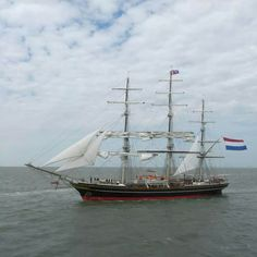Klipper Stad Amsterdam