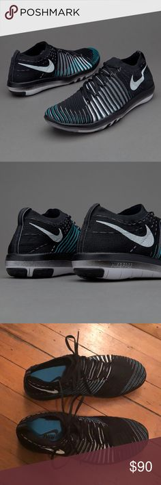 huge discount 433bb 0287d NIKE Free Tansform Flyknit worn twice, Nike Flyknits size 8.5 Nike Shoes  Athletic Shoes Women s