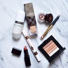 Friday's makeup look @marcbeauty @burberry @bobbibrown @ctilburymakeup @byterryofficial @lauramercier #bblogger #bbloggers #beautyblogger #motd #makeup #makeuplover #makeupaddict #makeupjunkie #fotd #charlottetilbury #marcbeauty #marcjacobsbeauty #burberry #byterry #burberrybeauty #lauramercier #friday by makeupsessions