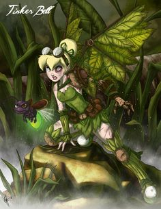 Twisted Princess - Tinkerbell