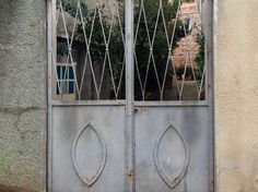 Nice wrought iron gate on Prince's Islands