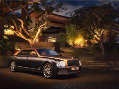 Bentley Mulsanne (2016)