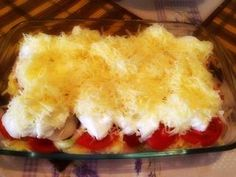 Borzas Csirkemell | Fodor Emese receptje - Cookpad receptek Kaja, Macaroni And Cheese, Cheesecake, Food And Drink, Dishes, Ethnic Recipes, Mac Cheese, Cheesecake Cake, Mac And Cheese