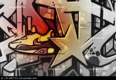http://www.photaki.com/picture-street-art-graffiti-urban-segment-of-the-wall_640779.htm