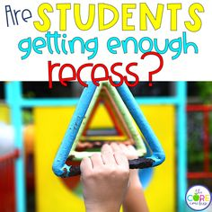 Are students getting enough recess? An opinion writing prompt and lesson plans for elementary students.