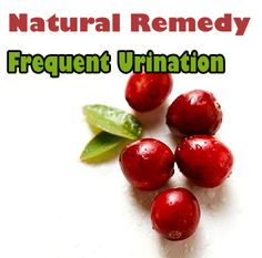 Effective Home Treatment for Frequent Urination in Men