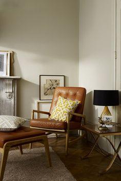 Caramel Colours - Living Room Furniture & Designs - Decorating Ideas (houseandgarden.co.uk)
