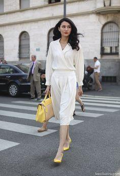 MILAN STREET STYLE | LEE OLIVEIRA #fashion www.leeoliveira.com