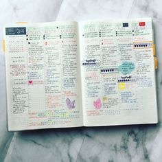*SWIPE FOR MORE PHOTOS* my first completed week in my Hobonichi!! And I honestly couldn't be happier with all the room this bad boy has still figuring out the best way to use my daily pages, so far I'm just journaling in them and I have a moleskin softcover that I am playing around with when I want to draw up any fancy trackers. I didn't hit as many goals as I wanted to this week, but I survived my first week as a SAHM so that's a win for me! . . . . . . #bulletjournal #bulletjournalcomm...