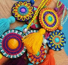 Custom design necklaces for order whatsapp 05373869917 - Jewellery Bead Embroidery Jewelry, Textile Jewelry, Fabric Jewelry, Beaded Embroidery, Hand Embroidery, Beaded Jewelry, Handmade Jewelry, Jewellery, Beading Patterns