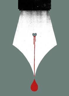 Scripturient—Possessing a violent desire to write. --The Irish illustrators James and Michael Fizgarald, also known as The Project Twins, have come up with a series of illustrations that visually represent rarely spoken and heard of words.