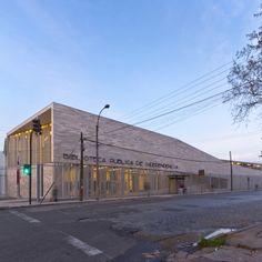 Biblioteca Pública de Independencia / Marsino Arquitectos (33)