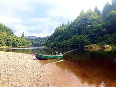 Dunkeld House  Fishing: Salmon Fishing On The River Tay On The Dunkeld Bea...