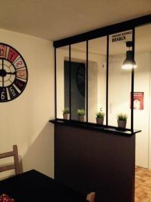 tringle rideau pour la porte d entr e 28e chez leroy merlin projets essayer pinterest. Black Bedroom Furniture Sets. Home Design Ideas
