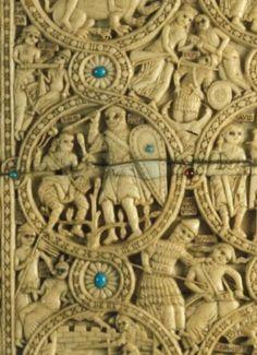 BL Egerton 1139 The Mellisende Psalter, cover