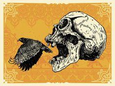 by Justin Kamerer (aka Angryblue) tattoo idea
