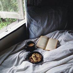 Good Morning. #loveletters #love #life #coffee #coffeetime #coffeelovers #breakfast #book #books #bookstagram #bed #blanket #window #morn #morning #goodmorning #day #goodday #sunshine #sunrise #wake #awake #wakeup #tired #ready #sleepy