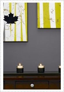 Recycled bathroom light fixture becomes votive candle holder,
