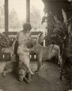 Kitty Gordon by Marceau, c. 1918