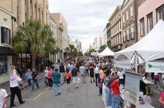 Charleston Love | Second Sundays on King Street!
