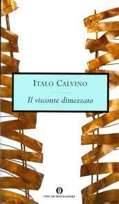 Il visconte dimezzato, Italo Calvino
