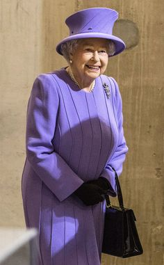 Queen Elizabeth II has spent a lifetime in the public eye, been photographed countless times and ...