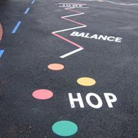 Thermmark - Thermoplastic Playground Markings