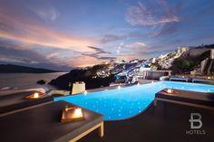"""Santorini, Greece Credit and Hotel: @katikieshotel Tag someone to share this with ✨"""
