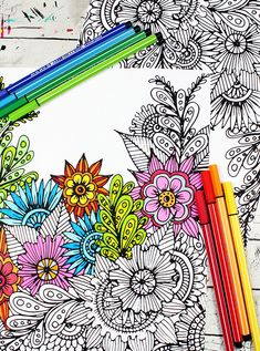 free coloring page for you! | alisaburke | Bloglovin'