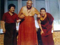 Thinley Norbu, Dilgo Khyentse, Dzongsar Khyentse