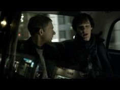 Sherlock - Holmes and Watson - Conversation in a cab