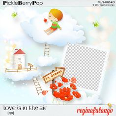 LOVE IS IN THE AIR QPBy Regina Falango