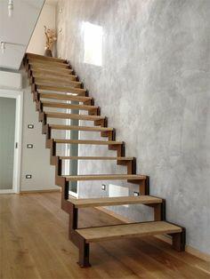 very open stairs Architecture ByFRANCESCO FAVARO