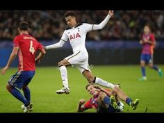 Dele Alli vs CSKA (Moscow) 27.09.2016 Champions League