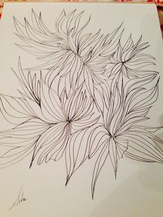 Pen and Ink by Sita