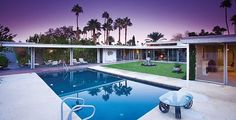 The Lost Krisel - After a neighbor's sharp eye pegs a south Palm Desert house as a design by William Krisel, the architect recalls drawing the plans for the property, which is on the market again.