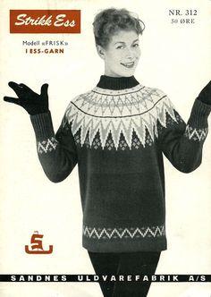 Digital Museum - Knitting Pattern