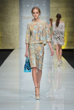 Roccobarocco S/S 2013, Milan Fashion Week