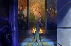 Visual Development from Tangled