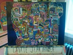 Distorted self image. Available. -Laurie Jean Kramer
