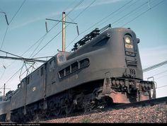 RailPictures.Net Photo: CR 4806 Conrail GG-1 at Washington Boro, Pennsylvania by Bob Kise