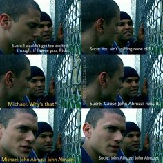 Michael and Sucre