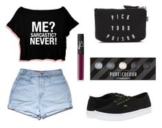 """""""Sarcasm At its Finest"""" by mommysaracaley on Polyvore"""