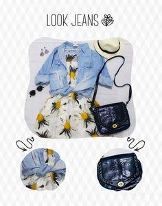blog endossa, look jeans