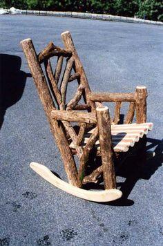 Benson Rocking Chair