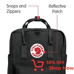 Kanken 15 Laptop Backpack The classic Kanken becomes your computer bag. The padded pocket protects the computer from jostling. Zipper opens the entire main compartment. Padded shoulder straps and a carrying handle on top. Laptop Rucksack, Kanken Backpack, Computer Bags, Projects To Try, Shoulder Straps, Boards, Baby Shower, Birthday, Diy