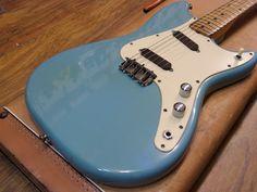 Photo Fender Duo-Sonic [1959-1964] : Fender Duo Sonic 1959 (#546949) - Audiofanzine
